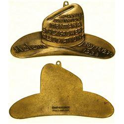 Montana Stockgrowers Association Medal  (100536)