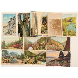 Montana Postcards   (102334)