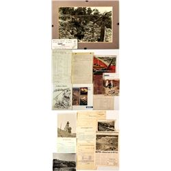 Western Ephemera Miscellaneous Collection  (47876)