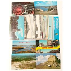 Omaha, NE Area Postcards  (102337)