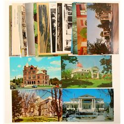Carson City Group of Post Cards  (91231)