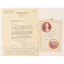 Tasker Oddie, Governor and United States Senator Fair  (99732)