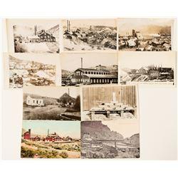 Virginia City Mining Postcards  (99974)