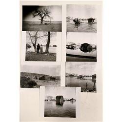 Photo's of Fallon NV Flood (5) & Hangmans Tree, Ragtown  (102761)