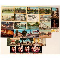 Northern Nevada Postcard Collection  (101697)