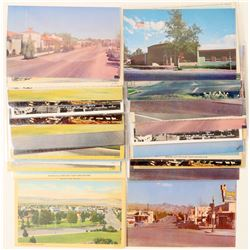 30 Nevada Collection Older City Postcards  (100407)