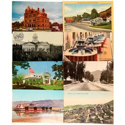 7 NV Post Cards   (100406)