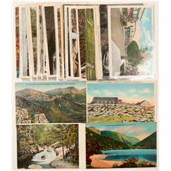 White Mountains, NH Postcards  (102385)