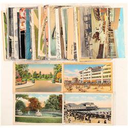 New Jersey Postcards, Chromolitho's & RPC's  (91323)
