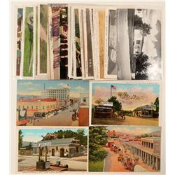 Albuquerque/Santa, NM Fe Trail Postcards  (90741)