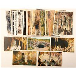 Carlsbad Cavern, NM Postcards  (90750)