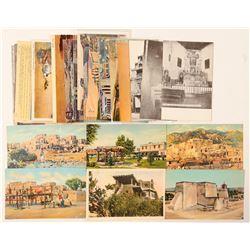 Taos/Santa Fe, NM Postcards  (90740)