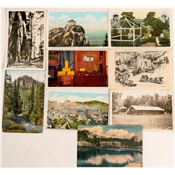 Lead/Black Hills, South Dakota Postcards  (102694)