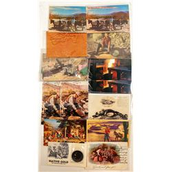 Mining Postcards  (91322)