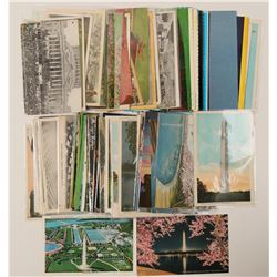 Washington, DC Landmark Postcards  (102324)