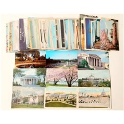 Washington, DC Postcard Collection  (102645)