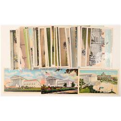 Washington, DC Postcards  (102321)