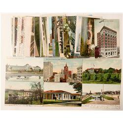 Milwaukee, WI Postcards  (102330)