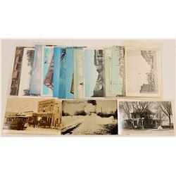 Kansas City Post Cards, RPC's & Chromolitho's  (102795)
