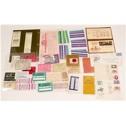 Dealer Special Ephemera Lot  (103172)