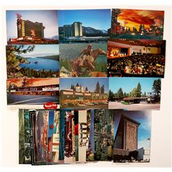 Lake Tahoe, CA and Bonanza Postcards (34)  (90738)