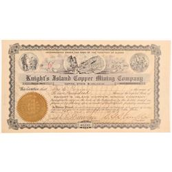 Knight's Island Copper Mining Company  (103561)