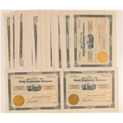 Nome Exploration Company Collection  (101441)
