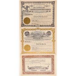 Golden Zone, Granite Gold and International Placer stocks  (101447)