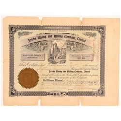 Jericho Mining and Milling Company, Limited  (101458)