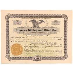 Kugarok Mining and Ditch Company  (101462)
