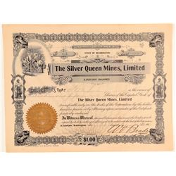 Silver Queen Mines, Limited  (101457)