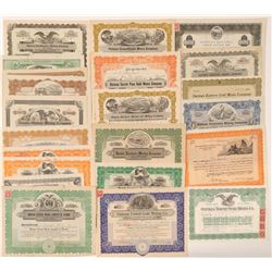 Oatman Mining Stock Collection  (91689)