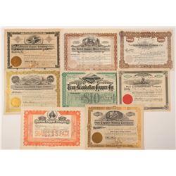 Arizona Copper Mine Collection  (91695)