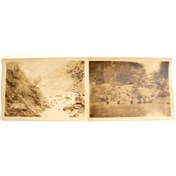 Channel Bend, CA American River Mining Photos  (81541)
