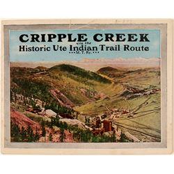 Cripple Creek via the Historic Ute Indian Trail  (100408)