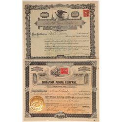 Two Western Mining Stocks: Montana and Minnesota  (102222)