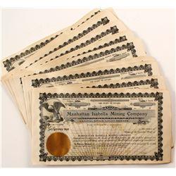 Manhattan Isabella Mining Company Archive  (67066)