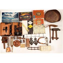 Western, UT Mine Artifacts  (102699)