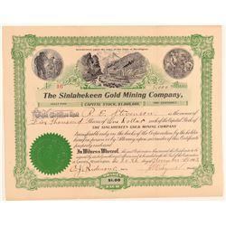 Sinlahekeen Gold Mining Company  (101460)