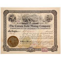 Corson Gold Mining Company  (82374)