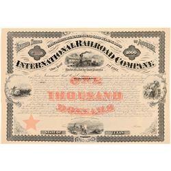 International Railroad Co.   (102445)