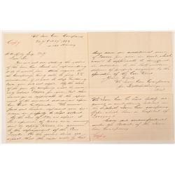 Iron Car Company Letter  (91647)