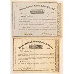 Michigan Southern and Northern Indiana RailRoad Co.  (101355)