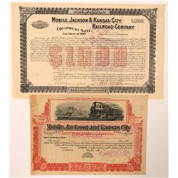 Mobile, Jackson & Kansas City Railroad Co. (2)  (101241)