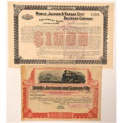 Mobile, Jackson & Kansas City Railroad Co. (2)  (101241)