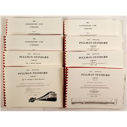 Railroad Publications, 8 Different Books  (49232)