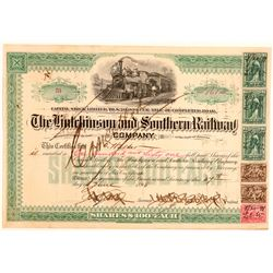 Hutchinson and Southern Railway Co.  (103222)