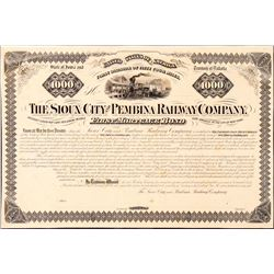 Sioux City and Pembina Railway Co  (101303)