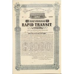 Tucson Rapid Transit Co.  (101316)