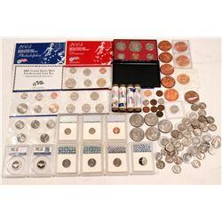 U.S. Coins / Dealer lot  (102116)